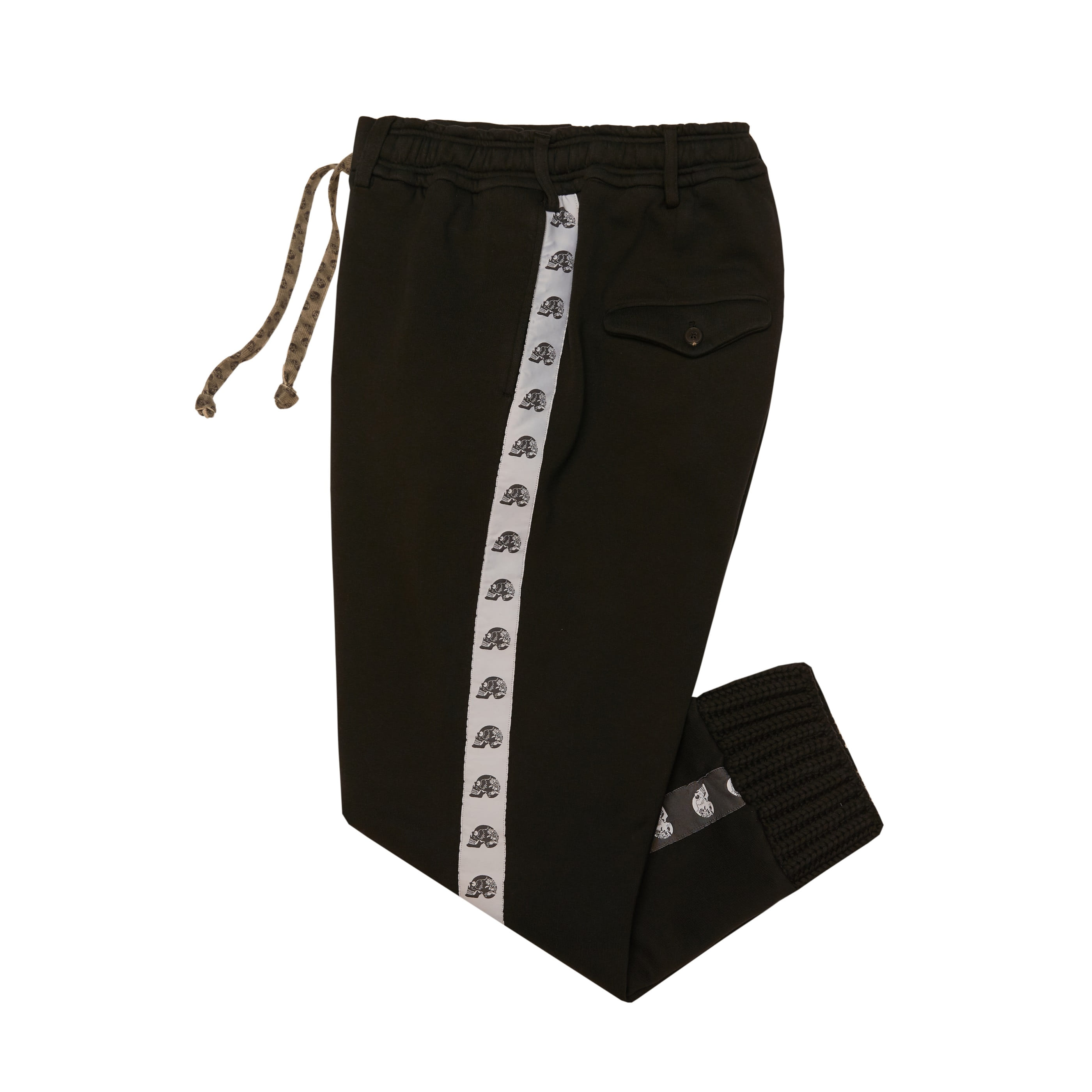 [GABRIELE PASINI] SWEAT PANTS (BLACK)