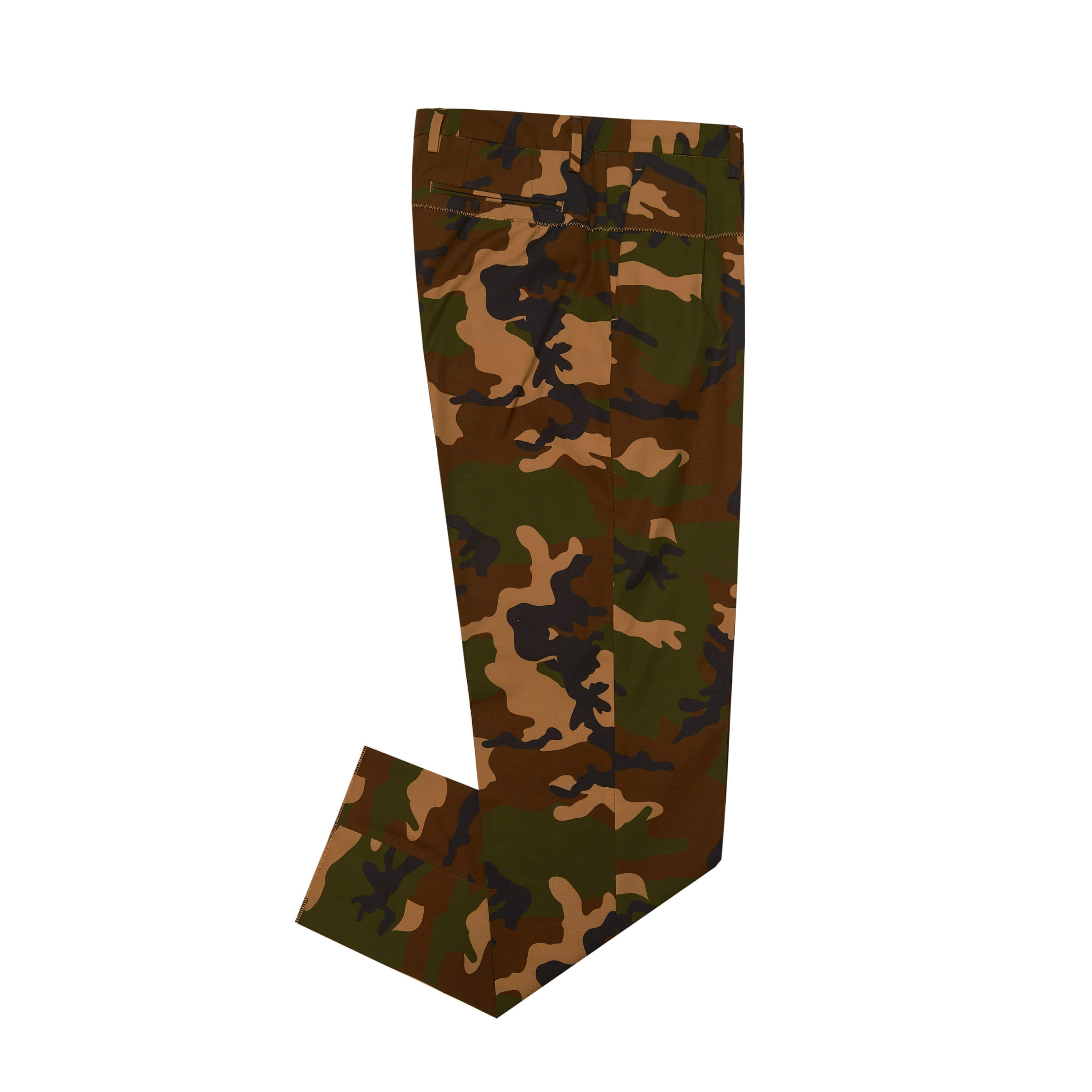 [GABRIELE PASINI] MILITARY PANTS (GREEN)