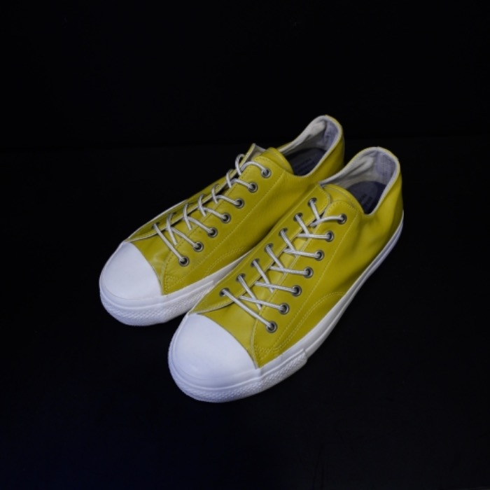 [REPRODUCTION OF FOUND] SNEAKERS (MUSTARD)