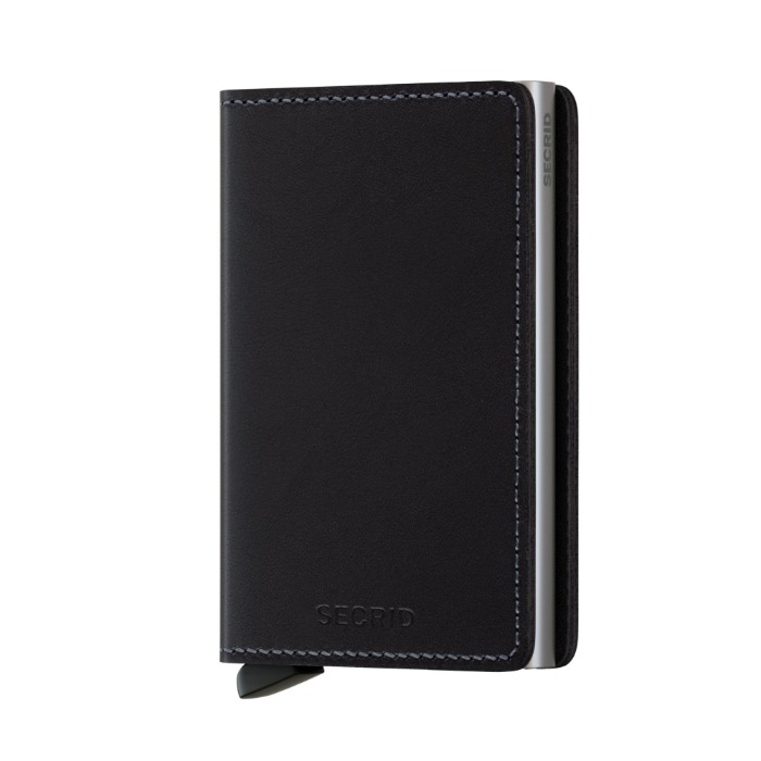 [SECRID] CARD HOLDER (BLACK)