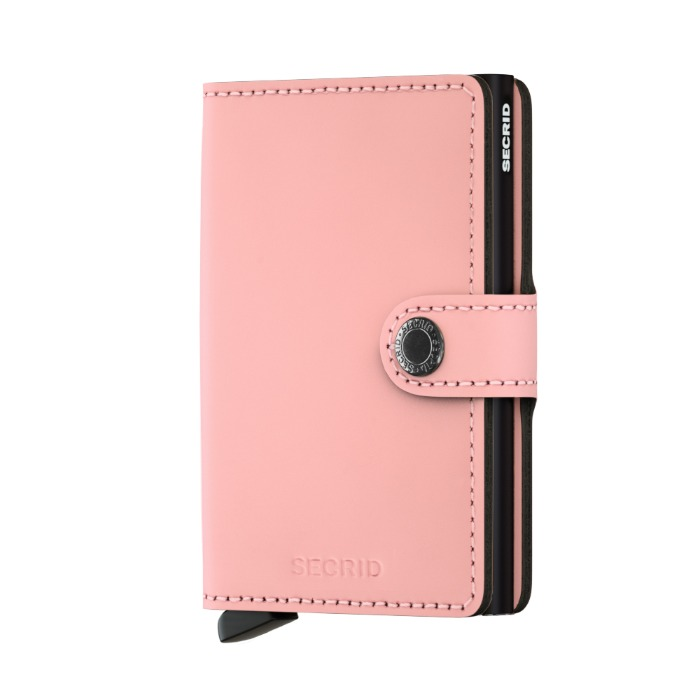 [SECRID] CARD HOLDER (PINK)