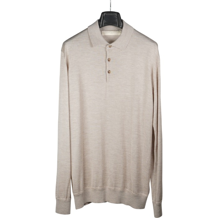 [BRETT JOHNSON] CASHMERE KNIT (OATMEAL)