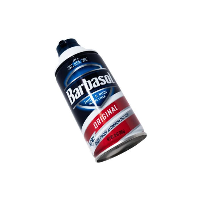 [BARBASOL] SHAVE CREAM (ORIGINAL)