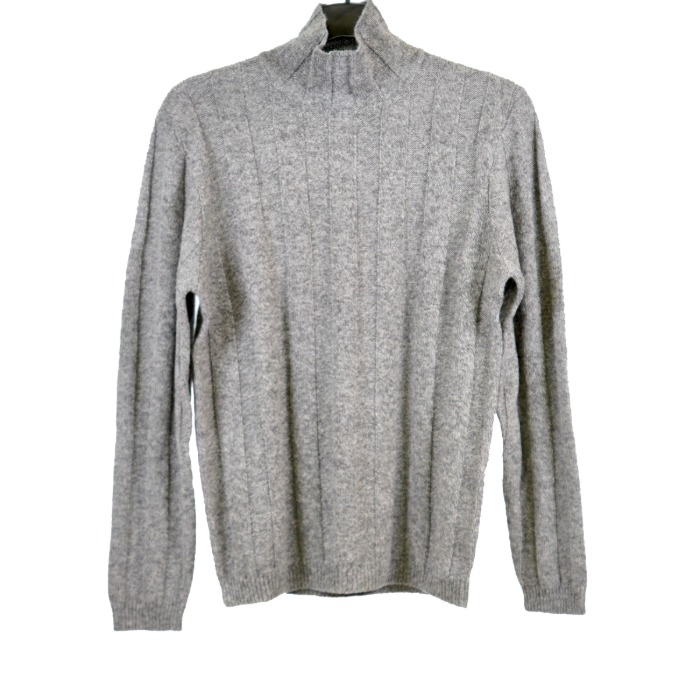 [STILE LATINO] YACK TURTLENECK KNIT (GREY)