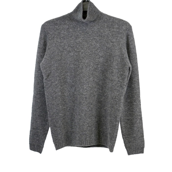 [STILE LATINO] TURTLENECK KNIT (GREY)