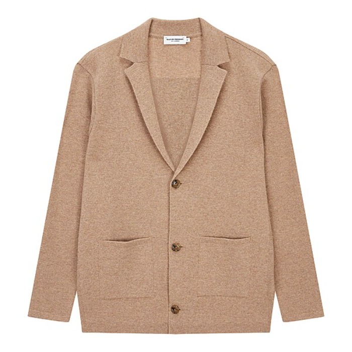 [MAN ON THE BOON] KNIT CARDIGAN (BEIGE)