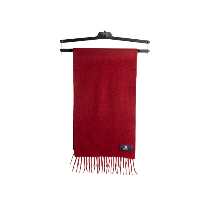 [COLOMBO] CASHMERE MUFFLER (RED)