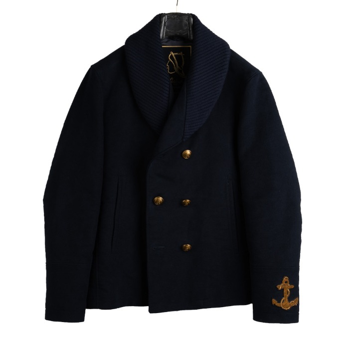 [SEALUP] PEACOAT (NAVY)