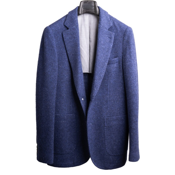 [RICHRD CHOI] CASHMERE JACKET (NAVY)